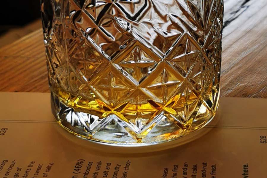 whisky at coriander's