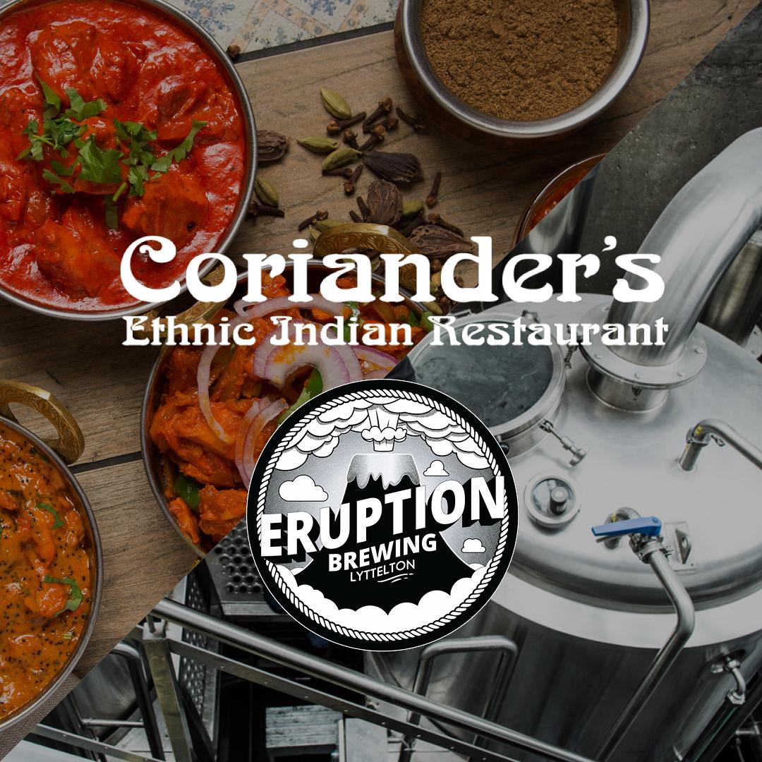corianders+eruption